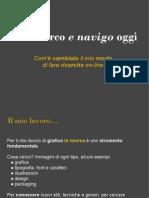 Cambiare il modo di cercare on-line - Paolo Valzania