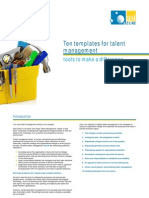 TenTemplates-TalentManagement