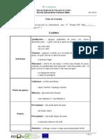Ficha de Trabalho Adjetivo CP2