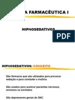 3oano.farmaco.aula - Hipnosedativos - 2006