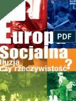 Europa Socjalna. Iluzja czy rzeczywistość?