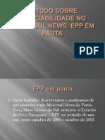 Estudo Sobre Noticiabilidade No Mercosul News