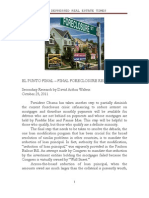 El Punto Final - Final Foreclosure Resolution
