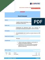 EXEXAV - Excel Avançado