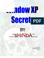 Hidden Programs in Windows Xp2