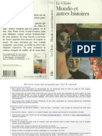 Le Clézio, Jean-Marie Gustave - Mondo & Autres Histoires