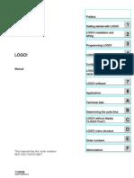 LOGO! Manual Seimens