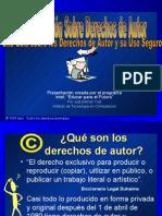 Caos en Los Derechos de Autor