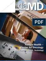 FloridaMD Medical/Business Magazine for Physicians October 2011