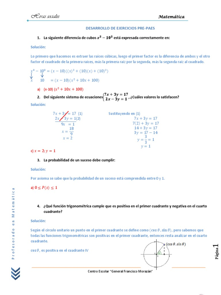 Increíble Kuta Software De GeometrÃa Infinita Triángulos Rectà ...