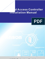 Integrated Access Controller