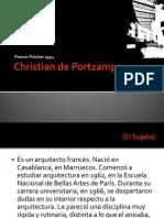 Christian de Portzamparc