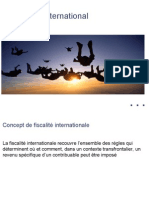 Prez Fiscalité internationale PWC