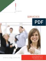 catálogo de servicios NTLG