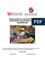 Colombia Borders Report - February 2007