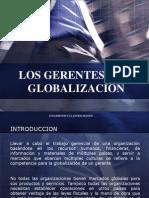Los Gerentes y La Globalizacion