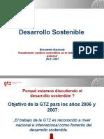 Desarrollo Sostenible - Weller