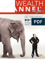 Five Ways Advisors Can Use Wholesalers to Get to Their Own Retirement - Wealth Channel Winter 2011