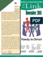 November 2011 LINK Newsletter