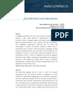 Mesa Redonda Nelly Carvalho