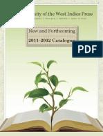 UWI Press Catalogue 2011-2012