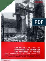USSBS Report 87, Effectiveness of Ammunition