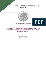 SUPREMA CORTE DE JUSTICIA DE LA NACIÓN.doc reformas constitucion