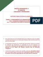 Comunicacao Integrada Prexii 201102 a 2011