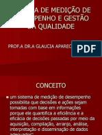 SISTEMA DE MEDIÇÃO DE DESEMPENHO E GESTÃO DA
