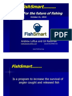 FishSmart ... for the future of fishing