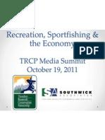 Recreation, Sport Fishing & the Economy