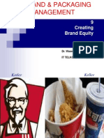 Brand & Packaging Management