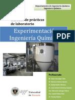 Experimentacion en Ingenieria Quimica III