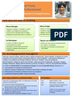 Pascal ponty - Coaching et accompagnement managérial