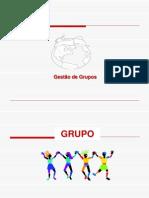 Gestão de Grupos