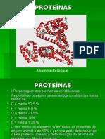 6C Proteínas des Químicas Desnaturalização