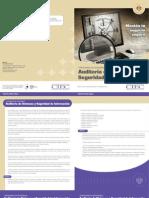 Auditoria de Sistemas y Seguridad de Información actualizado  ABRIL 2010