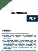 6 - Linha e Assessoria