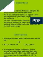 4I-Fotossíntese