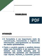 12 - Formulário