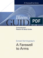 Bloom's Guides; A Farewell to Arms