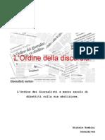 2008 10 09 Michele Gambini 0000282748 l'Ordine Della Discordia