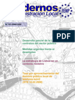 2009-06 Desarrollo de La Ley de Contratos