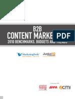 B2B Trends 2010