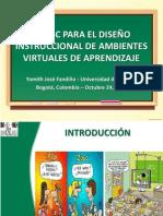Diseño instrumental de unidades didácticas en ambientes virtuales de aprendizaje