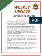 Weekly Update 10.21