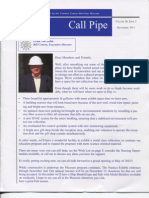 The Call Pipe Sept2011_rws
