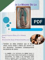 Es María La Madre De La Iglesia