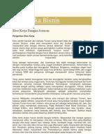 Blog Etika Bisnis