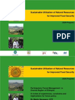 Participatory Forest Management OROMIA